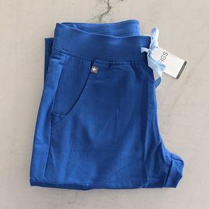 Figs Other - FIGS Royal Blue Zamora Joggers (XSP)